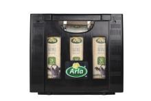 Arlas mælkekasser skifter farve til sort – og bliver samtidig grønnere