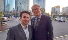 Svenska energiexperter i Kazakstan – satsning på hållbara lösningar