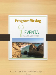 Programförslag konferens