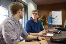 """Hochschulmesse """"Studieren in Berlin und Brandenburg"""" am 21. April 2017: Informationen aus erster Hand zum Studium an der TH Wildau"""