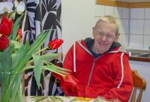 Vår hedersmedlem Bo fyller 75 år
