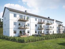 Nu startar försäljningen av BoKlok-lägenheter i Ängelholm