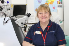 Birmingham Children's Hospital 'ear nurse' up for prestigious award