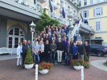 Minnerikt Schüco kundeseminar i vakre Koblenz