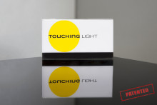 TouchingLight - newly patented and groundbreaking LED display for in-store marketing