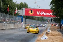 Motorforkælelse og billetter til klassisk race