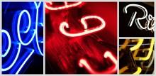 Klassisk Neon - Förmedla ett modernt formspråk med en neonskylt från Clarex