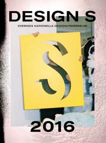 Design S 2016 - katalogen