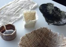Fokus på materialet och omvänd designprocess i utställningen Material Driven Design