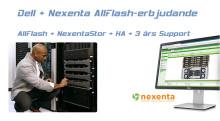 Dell AllFlash med Software-defined Storage