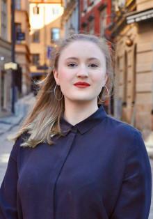 Malin Stampe blir ny generalsekreterare för Centerstudenter