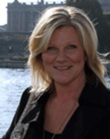 Lakritstårtor av OS-konditorn Elisabeth Johansson