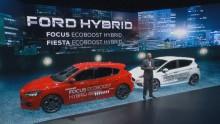 """Construite pentru necesitățile clienților: Ford dezvăluie la Amsterdam noua gamă de vehicule electrificate, în cadrul evenimentului """"Go Electric"""""""
