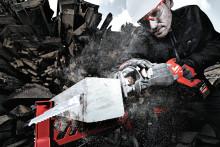UUSI M18 FUEL™ SUPER SAWZALL® -PUUKKOSAHA