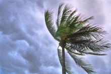Slik påvirkes Norden av orkanen Dorian