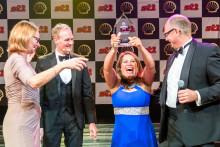 Patricia fra Gran er Årets medarbeider i Shell
