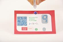 Ny tryckt UV-mätare för solskydd och vattenrening