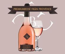 Succérosén från Provence nu på Systembolaget