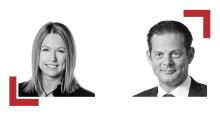 Henrik Sjölin och Camilla Berglund rekryteras till Svenska Hus i Göteborg
