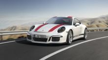 En ulv i fåreklæder – den nye Porsche 911 R