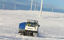 Utan bandvagn ingen vindkraftpark