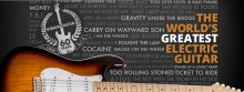 FENDER® STRATOCASTER®, WORLD'S GREATEST ELECTRIC GUITAR, TURNS 60
