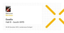 Ewellix at the Blechexpo Messe