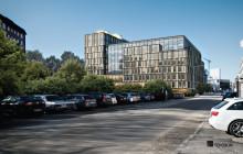 Skanska förvärvar fastighet i Solna för cirka 300 miljoner kronor och gör första uthyrningen i projektet Solna United