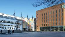 Få avhopp från ingenjörsutbildningar vid Högskolan i Borås
