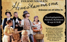 Musikalen Hemstannarna visas i Halahult