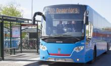 Länstrafiken gör om busstrafiken i den västra länsdelen