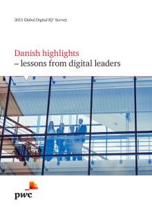 Danske resultater fra Digital IQ Survey