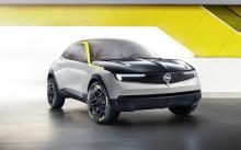 Opel GT X Experimental: Djärv vision av Opels framtid