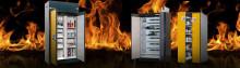 Vad betyder standarden SS-EN 14470-1 för brandsäkra skåp?