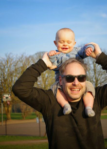 Loving Dad takes on Virgin Money London Marathon