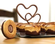 Sveriges populäraste kex blir muffin