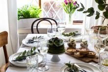 Sattes Grün zu Ostern