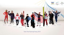 Visa ogłasza skład Team Visa na najbliższe Zimowe Igrzyska Olimpijskie i Paraolimpijskie