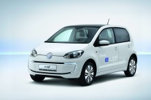 Volkswagen presents new e-up! electric city car