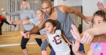 Aktivt sportlov för hela familjen