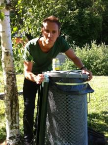 Återvinningssatsning i Hägersten och Liljeholmen