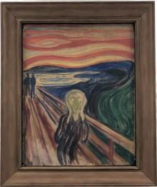 Stor interesse for Munch-utstilling i Tokyo