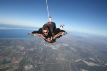 Sky Dive in Los Angeles