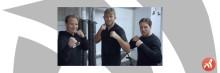 Jens Byggmark fightas mot The Mauler i ny Youtube-serie