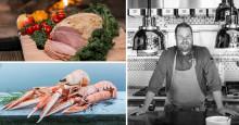 Sill, skaldjur och bohuslänsk äggost