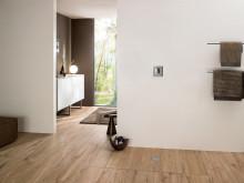 ViPrint : encore plus d'options de personnalisation de l'espace de douche – Les sols de douche Subway Infinity en céramique se parent de nouveaux motifs issus des carreaux