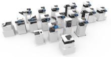 HP  lanserer en ny portefølje av  A3-multifunksjonsskrivere