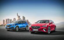Showtime hos Opel: Flera världspremiärer på IAA