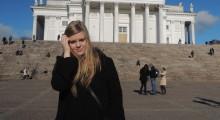 Veckans stjärnbarnvakt - Elina från Norra Djurgården