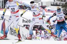 OBOS eventsponsor under Skidspelen i Falun